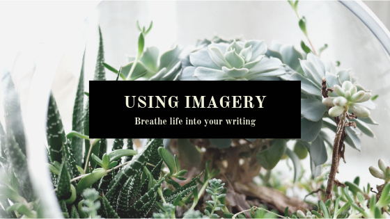 Using Imagery in your Writing
