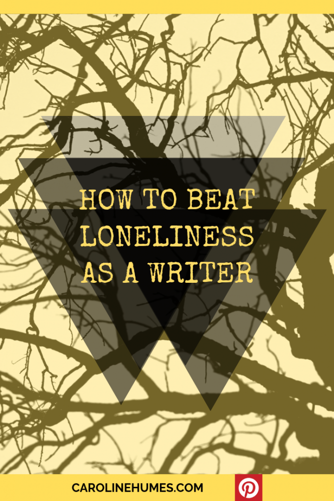 How to beat writer loneliness