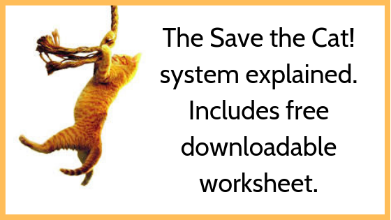 Save the Cat explained & free worksheet