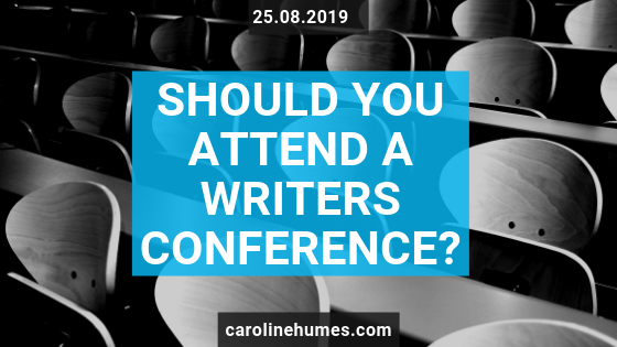 Should you attend a writers conference?